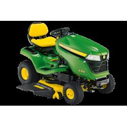 X350 Tractor Cortacésped John Deere Mulching Corte 107 cm