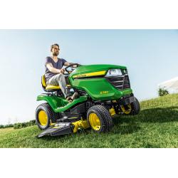 X380 Tractor Cortacésped John Deere Corte 107 cm