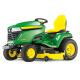 Tractor Cortacésped John Deere Mulching X584 - Giro 4 Ruedas