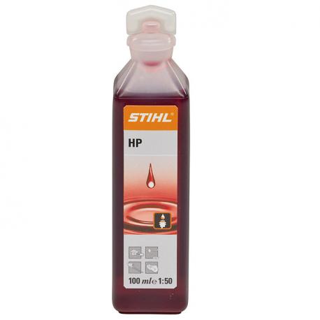 Aceite HP mineral 2T 100 ml para 5 l
