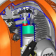 BR 600 Soplador Profesional Mochila STIHL Caudal 1720 m3/h