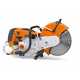 TS 700 Cortadora de Asfalto Pavimento y Hormigón STIHL 350mm