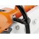 TS700 disco 350 mm Tronzador Stihl para hormigón