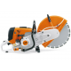 TS 800 Cortadora de Asfalto Pavimento y Hormigón STIHL 400mm