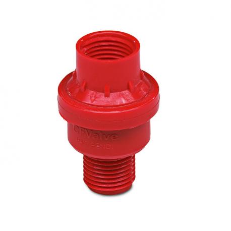 Válvula de presión 1,5 bar