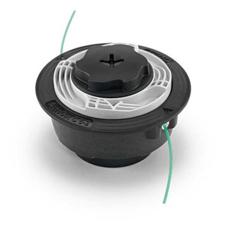 Cabezal de corte de Nylon AutoCut C 6-2 con nylon de ø 2 mm