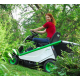 Tractor Cortacésped Etesia Outils Wolf MHHE motor Honda A80