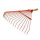 UA50 Escoba para hojas Outils Wolf para mango madera Tipo ZK