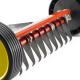 URM30 Escarificador con ruedas Outils Wolf para mango ZM