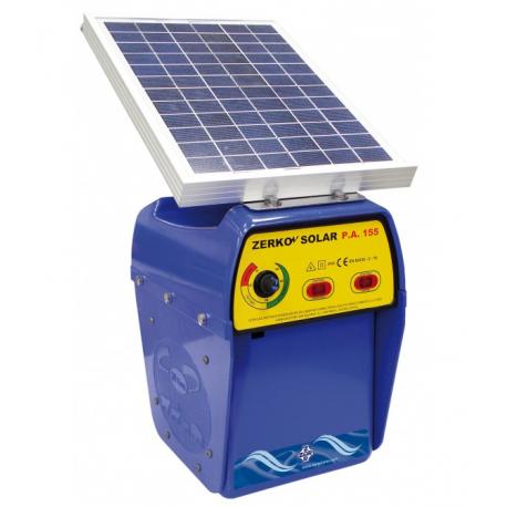 Zerko  12 V. Solar c/panel 10 W .(batería no incluida) ----