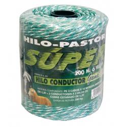 Hilo Conductor Verde 6 Hilos ---- 37