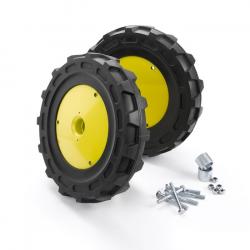 Kit ruedas emparejadas desbrozadoras T51B2F, T51K2F, F51K