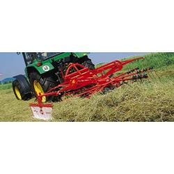 Hilerador Hierba Supendido para tractor GA 3201 GM Kuhn