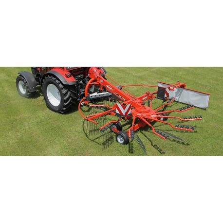 Hilerador Hierba Supendido para tractor GA 4731 Kuhn