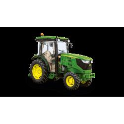 Garrastatxu, Tractor John Deere Serie 5GV Modelo 5075GV
