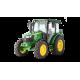 Garrastatxu, Tractor John Deere Serie 5E Modelo 5075E