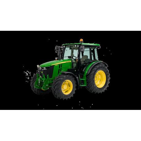 Tractor John Deere Modelo 5075M Mayor Potencia/ Menor Altura