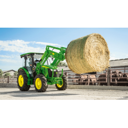 Tractor John Deere Modelo 5115M Mayor Potencia/ Menor Altura