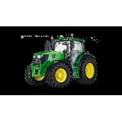 Tractor John Deere Modelo 6145R Potencia 192 CV Serie 6R