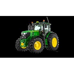 Tractor John Deere Modelo 6175R Potencia 202 CV Serie 6R