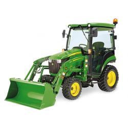 Tractor John Deere Modelo 2036R Potencia 36,6 CV Serie 2