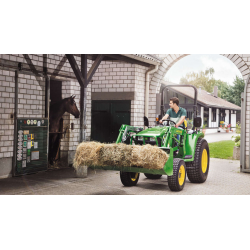 Tractor John Deere Modelo 3036E Potencia 36,6 CV Serie 3