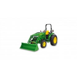 Tractor John Deere Modelo 4049M Potencia 49 CV Serie 4