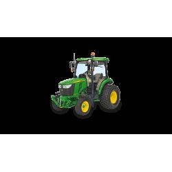 Tractor John Deere Modelo 4049R Potencia 49 CV Serie 4