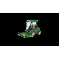 Segadoras Frontales John Deere Modelo 1585 Potencia 38,2 CV