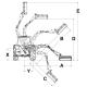 Brazo desbrozador Bomford Falcon EVO Alcance 5,5 m