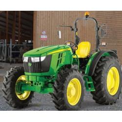 Garrastatxu, Tractor John Deere Serie 5E Modelo 5067E