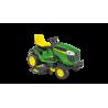 Tractor Cortacésped John Deere Mulching X166 122 cm de Corte