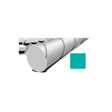 Hilo corte redondo silencioso de Nylon Verde Ø 2,0 mm x 14 m