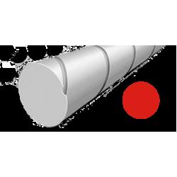 Hilo de nylon silencioso 2,7 mm x 9,8 m