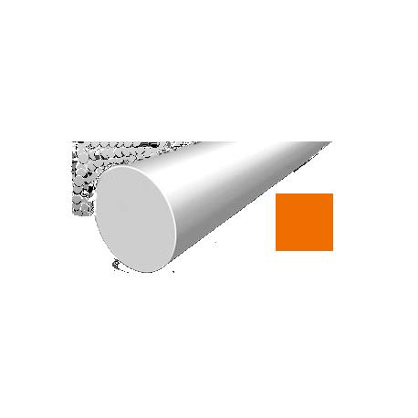 Hilo corte redondo de Nylon Naranja Ø 2,4 mm x 14 m