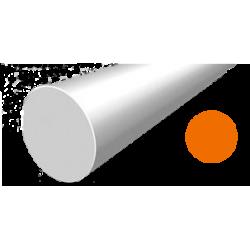 Hilo corte redondo de Nylon Naranja Ø 2,4 mm x 83 m