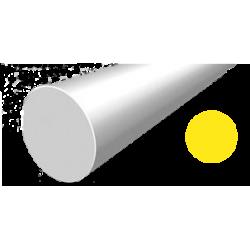 Hilo corte redondo de Nylon Amarillo Ø 3,0 mm x 53 m