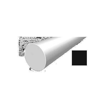 Hilo corte redondo de Nylon Negro Ø 3,3 mm x 137 m