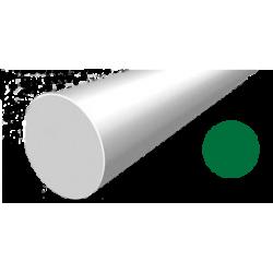 Hilo corte redondo de Nylon Verde Ø 4,0 mm x 27 m