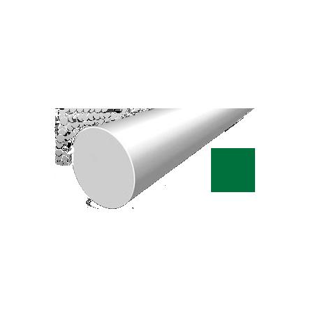 Hilo corte redondo de Nylon Verde Ø 4,0 mm x 87 m