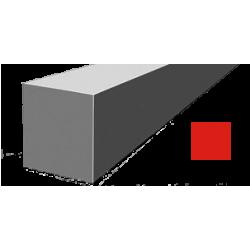 Hilo corte cuadrado Nylon Rojo Ø 2,7 mm x 208 m