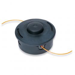 Cabezal de corte de Nylon AutoCut 25-2 con nylon de ø 2,4 mm