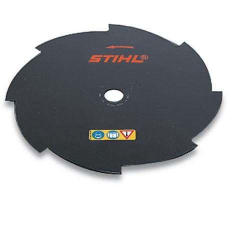 Disco cortahierbas 8 D 255 mm