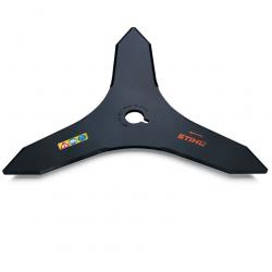 Cuchilla o Disco Matorrales de 3 puntas Duro Especial 350-3