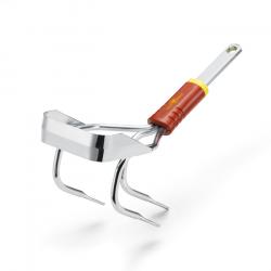 Escarificador extirpador 10 cm 3 púas + cuchilla Outils Wolf