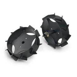 Juego ruedas de hierro AMR 031.0