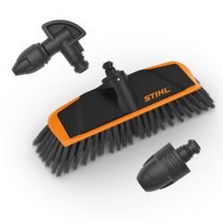 Cepillo para limpieza de vehículos + 2 Boquillas