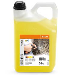 Detergente para piedra fachadas Disuelve el verdín CS 100 5L