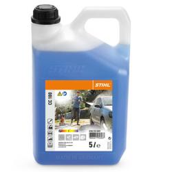Detergente para vehículos con cera CC 100 5 l