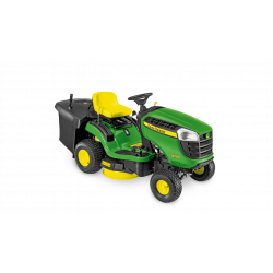 Tractor Cortacésped John Deere X116R 92 cm Corte y Recogedor